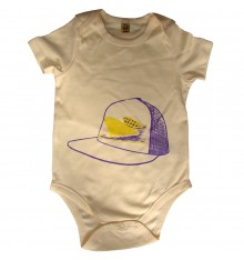 Baby organic baby grow - Climate Neutral