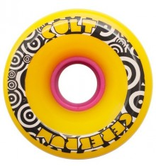 Cult Cerebrum 71mm 80a Yellow