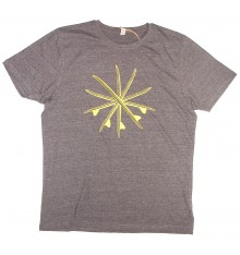 RECYCLED 76 TEE-MELANGE HEATHER