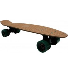 Paradise Plastic Cruiser Bamboo Bottom