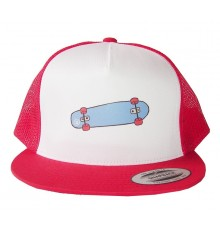 76 Trucker Cap red/wht/red